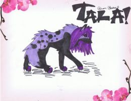 In Rememberence of Tala by Baka-Ani