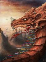Red Dragon 2013 by Mummy-fei