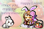 Happy Easter!! 2012 by GummiRose
