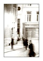 passers-by by keine-angst