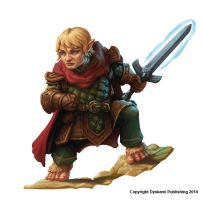 Halfling by joeshawcross