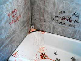 Joker Was Here by bleeding-hysteria