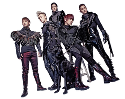 MBLAQ It's War Render by AbouthRandyOrton
