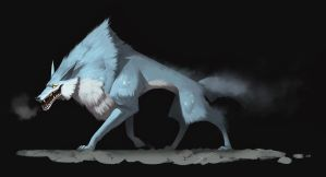 Wolf Spirit by S-Kinnaly