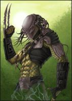 Predator Collaboration by PsychoSlaughterman