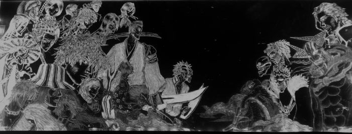 bleach acrylic etching can you find all the ichigo by infinity774