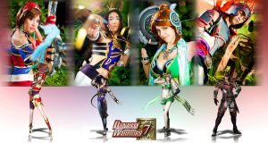 Dynasty Warriors: Wallpaper by Xxfruit-cakexX