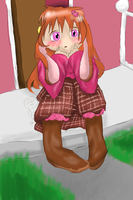 Horupi Request: Sitting on my doorstep by Emilyh148