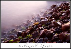 Colourful Stones by tayfunku