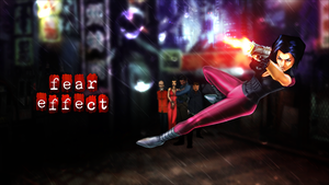 Fear Effect  - Unofficial Wallpaper by FearEffectInferno