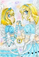 Double the Alice - COLLAB by ICanReachTheStars