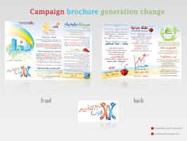 Campaign brochure generation c by moslima