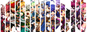 Grand Chase - Rainbow 2 by Oxcyde