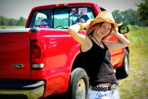 Country Photo-shoot by Askingtoattackmeghan