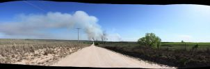 Fire Panoramic by E511
