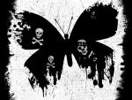 grunge butterfly.. by parodyofapathy