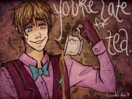 Cracked Teacup by kamaki-chan