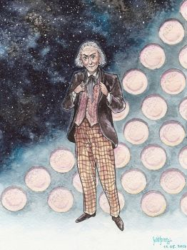 First Doctor by ThePyf