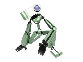 My robot by alixpoulot