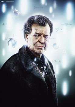 WALTER BISHOP by TheUnknownBeing