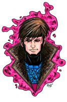 Gambit Headshot3 by RichBernatovech