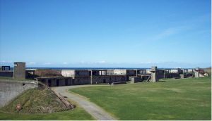 Fort Casey: The View I by Photos-By-Michelle