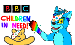 BBC Children In Need 2014! by Sooty123
