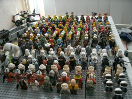 Minifig collection 2 by starwars98