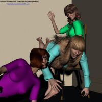 Buffy's Spanking Club - Initiations 8 by KajiraGames