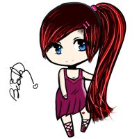 Chibi Adoptable ~ 11 -NAME YOUR PRICE- by BiahAdopts