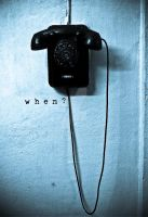 ::if he ever gives me a call:: by adorelife