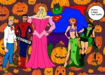An AVENGERS Halloween! by Comicbookguy54321