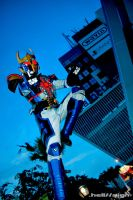 Rising IXA by hellsign
