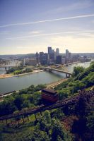 Pittsburgh by evanerichards