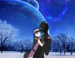 Love in the Multiverse by MegaManModelT101