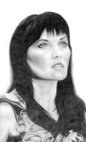 Xena:WP - Maternal Instincts by chakkers