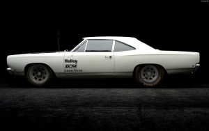 Plymouth Roadrunner '68 by HAYW1R3