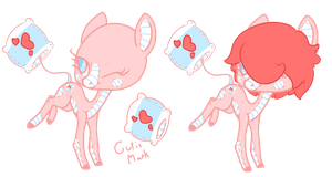 Pillow pony adopt auction. -closed- by OfficerMittens