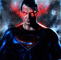 Superman by p1xer