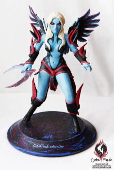 Vengeful Spirit from Dota 2 game by cutefreakz