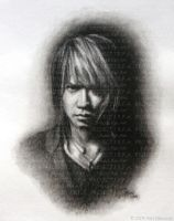 Shinya 'Shadow' HANDDRAWN by Mari-chan05