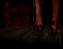 Smile Dog Title Page - No Text by NarutoMustDie842