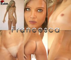 Francesca SSS Skin Test by Slide3D