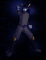 Into the Void by limecakey