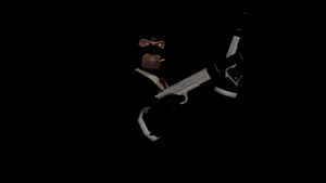 HitSpy: Silent Assassin by superspy6