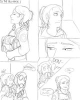 TF2: Love Thy Enemies ch1p4 by MelvisMD