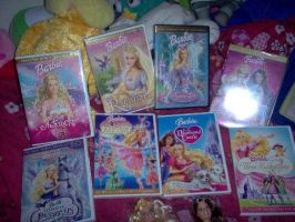 Barbie Collection 3 by FairyGal11