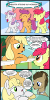 strong heart by CSImadmax