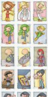 x-men archives 11 by katiecandraw