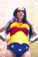 Wonder Woman Cosplay - Princess Diana by SparrowsSongCosplay